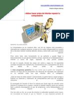 10 Consejos PaRa Tu PC