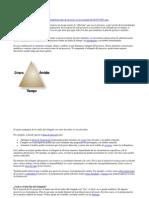 Qué es el triángulo del proyecto