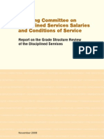 Hong Kong Disciplined Services Salaries and Conditions of Service Report (2008)