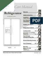 Refrigerator 241695101 En