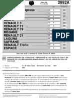 Nota Tecnica F3R