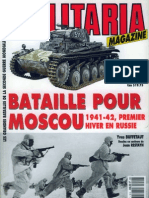 Armes Militaria Magazine HS 09 - Battle for Moscow 1941-42, First Winter in Russia