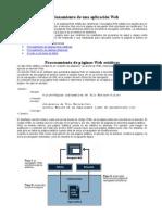 Funcionamiento de una aplicación Web