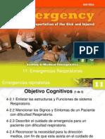 11 Emergencias Respiratorias