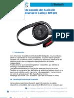 Manual Nokia BH-503
