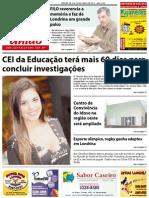 Jornal União - Edição de 10 à 25 de Junho de 2012