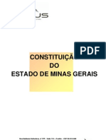Constituicao Do Estado de Minas Gerais