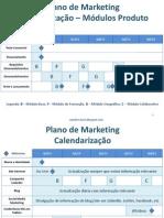 Plano de Acção e Budget de Marketing