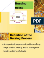 The Nursing Process - Care Plan 4 (1)