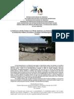 Seguridad y Medio Ambiente Trasnacional en La SubCuenca Del Rio Tachira