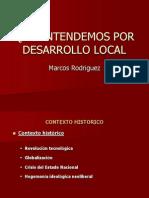 2 Que Entendemos Por Desarrollo Local