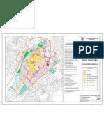 Plano Monumental Arequipa - Ministerio de Cultura (ex - INC) 2002