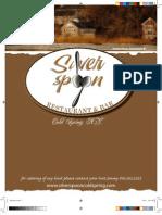 Silverspoon Print