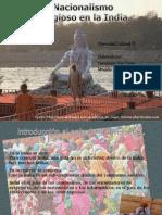 Nacionalismo Religioso en La India Diversidad Cultural 2