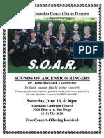 Sounds of Ascension Concert
