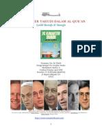 76 karakter yahudi dalam al-qur'an
