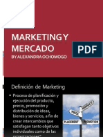 Marketing y Mercado Alexandra Ochomogo