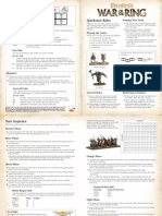 Lord of the Rings Strategy Battle Game Quickstart Rules