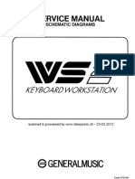 Gem Ws2 Keyboard Workstation Service Manual
