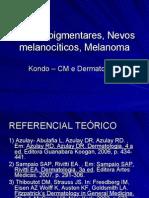 Lesoes Pigmentares, Nevos, Melanoma, Hemangioma