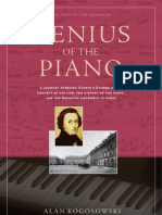 Genius of the Piano Sample Chapters