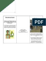 Doran Brochure