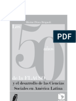 Historia FLACSO