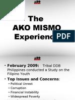 AKO MISMO 2009 Presentation