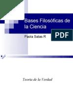 Clase 1a Bases Filosofia de La Ciencia