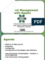 Network Management With Nagios