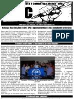 Balanço das eleições do DCE UFC e apontamentos da luta estudantil-proletária