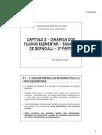MECÂNICA DOS FLUIDOS - Capitulo 03- 3a Parte