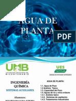Agua de Planta