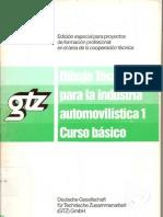 Dibujo Tecnico Para La Industria Automovilistica 1 Curso Basico