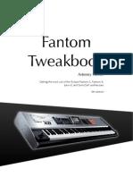 Fantom Tweakbook e5