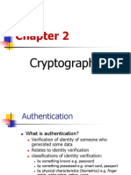Chap2 Cryptography
