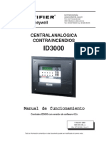 Honeywell ID-3000 Manual de Funcionamiento 2005