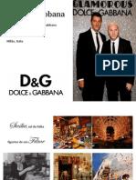 Dolce and Gabbana - coleçoes e historia