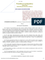 Lei nº 11.340-06 - Maria da Penha