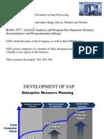 Presentation SAP