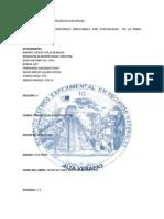 Preguntas de Proteccion Agroforestal Y Agroforesteria