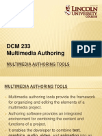 Chapter 01 - Multimedia Authoring Tools