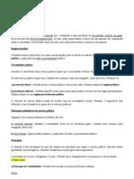 Administrativo - Servico Publico