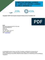 ECDL Kursuebersicht 5.0 DE 01