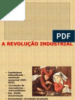 Revolução Insdustrial Condição social