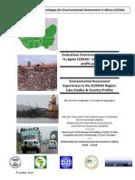 Evaluations environnementales dans la région CEDEAO - etude de cas et profils pays