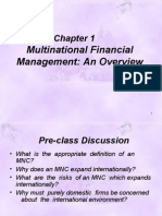 International Financial Management 1