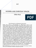 women and everyday spaces