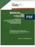Manual de Funciones Docentes