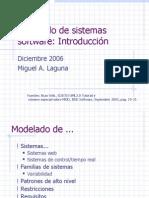 Modelado de Sistemas Software